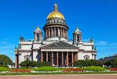 исаакиевский собор в санкт-петербурге — Стоковое фото