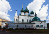 Church of Our Saviour on the Town — Stock Photo