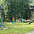 Childrens playground area — Stock Photo #15260471
