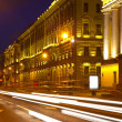 View of St. Petersburg in night — Stock Photo #15262783