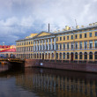 View of St. Petersburg - Stock Photo