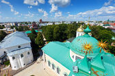 Top view of Yaroslavl. Russia — Stock Photo