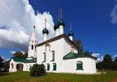 St. Nicholas Church at Yaroslavl — Stock Photo