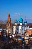 Gorokhovets en invierno. rusia — Foto de Stock