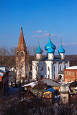 Kış gorokhovets. rusya — Stok fotoğraf
