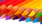 Pencils with copyspase — Stock Photo