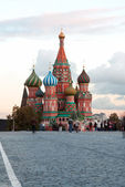 La plaza roja. moscú, rusia — Foto de Stock