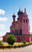 Kirche der heiligen paraskevi in jaroslawl — Stockfoto