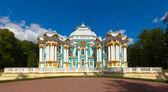 Hermitage Pavilion in Catherine Park — 图库照片