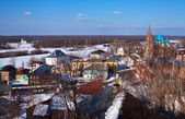 Gorokhovets in winter — Stock Photo