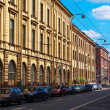 View of St. Petersburg.  Gorohovaya street - Stock Photo