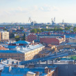 Panorama of  Saint Petersburg — Stock Photo