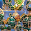 Faberge style Eggs — Stock Photo