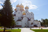 Assumption cathedral at Yaroslavl in summer. Russia — Stock Photo