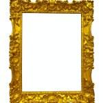 marco de oro — Foto de Stock   #18200129