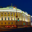 View of St. Petersburg in night — Stock Photo #18200695