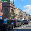 Nevsky Prospect in Saint Petersburg — Stock Photo #18201141