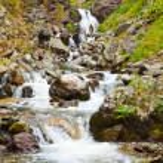 Mountains stream — Stock Photo #18201169