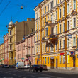 View of St. Petersburg. Gorohovaya street — Stock Photo