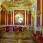 Interior of Winter Palace — Stock Photo #18201321
