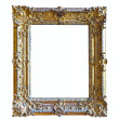 Gold picture frame — Stock Photo #18201755