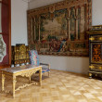 Interior of Winter Palace. Saint Petersburg — Stock Photo #18201879