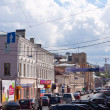 Historic street n Nizhny Novgorod - Stock Photo