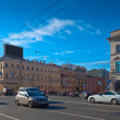 Nevsky Prospect in Saint Petersburg — Stock Photo #18202165