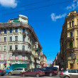 Nevsky Prospect in Saint Petersburg — Stock Photo #18202391
