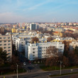 Residential district in Prague — Stockfoto #18202551