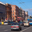 Nevsky Prospect in Saint Petersburg — Stock Photo #18202703