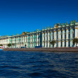 View of St. Petersburg. Winter Palace from Neva — Stockfoto