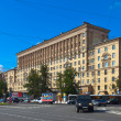Moskovsky Prospect in Saint Petersburg — Stock Photo #18203599