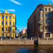 Stock Photo: MoikEmbankment. Saint Petersburg, Russia
