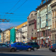 Nevsky Prospect in Saint Petersburg — Stock Photo #18203751