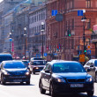 Nevsky Prospect in Saint Petersburg — Stock Photo #18203777