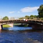 View of St. Petersburg. Malo-Konyushenny bridge — Stock Photo #18203983