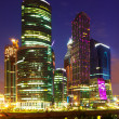 Moscow City — Stock Photo #18204097