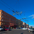 Nevsky Prospect in Saint Petersburg — Stock Photo #18204201