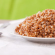 Both Easy buckwheat — Stock Photo