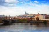 Vue de prague. république tchèque — Photo