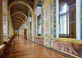 интерьер зимнего дворца — Стоковое фото