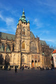 Prague Castle — Stock Photo