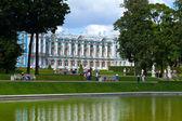 Palazzo di caterina a tsarskoye selo — Foto Stock