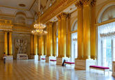 Interior of Winter Palace (State Hermitage) — Stock Photo