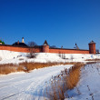 Saviour-Euthimiev monastery at Suzdal — Stockfoto