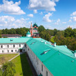 Summer view of Yaroslavl. Russia - Stock Photo