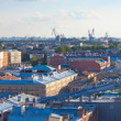 Panorama of  Saint Petersburg - ストック写真