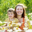 Happy mother with child — Stock Photo #23477797