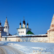 Alexander's monastery at Suzdal — Stock Photo
